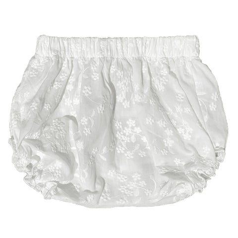 GAYA LAB BLOOMER WHITE