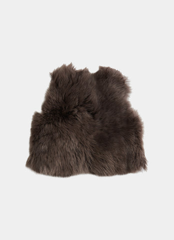 Belle Enfant Toscana Gilet Wolf Brown