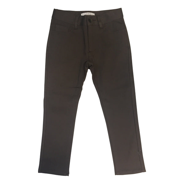 LIHO MAXWELL PANTS DARK BROWN
