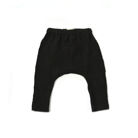 TREE HOUSE LEGA KNIT LEGGINGS BLACK
