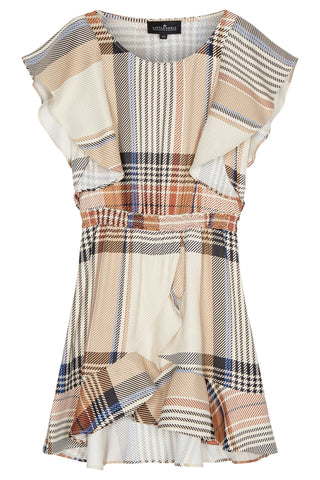 DESIGNERS REMIX Frigg Wrap Dress