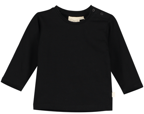MINI SIBLING Top Black