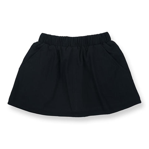 How To Kiss A Frog Classic Black Skirt