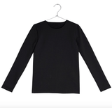 CUCU LAB CANNES SWEATSHIRT BLACK