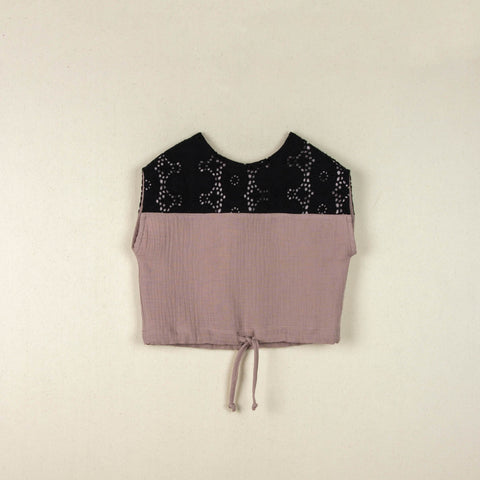 Popelin Pink top