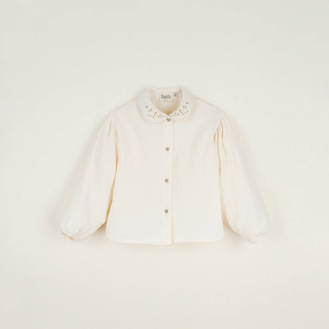 Popelin Animal print sweater