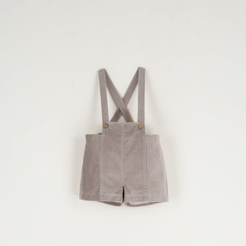Popelin Pink culotte with frill