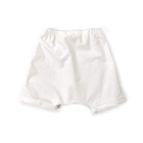 TREE HOUSE TOSI SHORTS WHITE (RUN BIG)