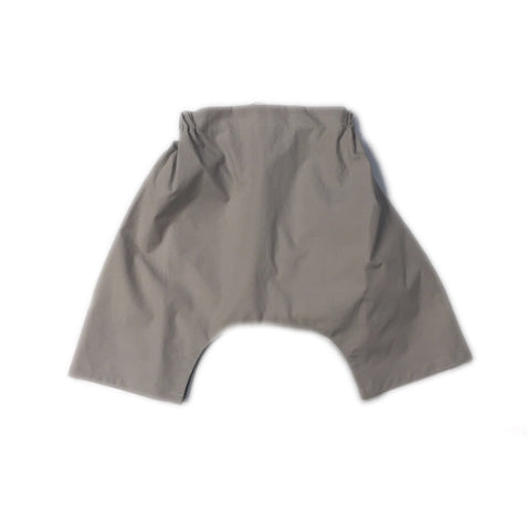 TREE HOUSE TOSI SHORTS GREY (RUN BIG) - BABY ELAINE