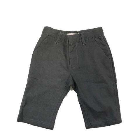 LIHO RUSSEL SHORTS STEEL GREY LINEN