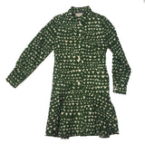 LAMANTINE FANTASY GREEN SKIRT DRESS - BABY ELAINE