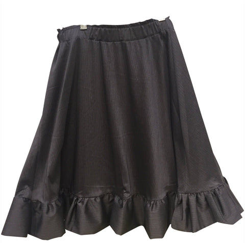ORIMUSI GREY FINE SKIRT