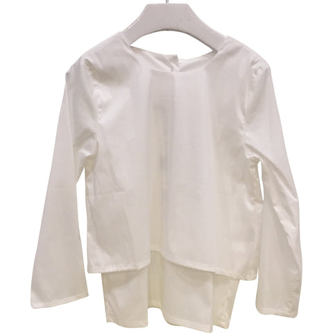 ORIMUSI WHITE BLOUSE
