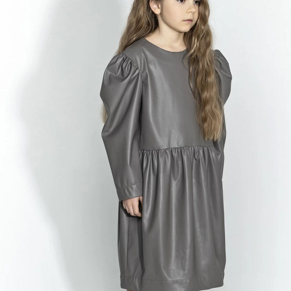 UNLABEL AIRI GREY DRESS