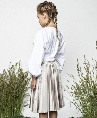 UNLABEL MARIGOLD SKIRT
