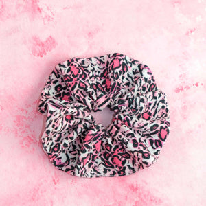 Pretty Like You - Large Linen Scrunchie