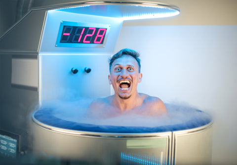 cryotherapy has been used for full body rejuvenation for many years