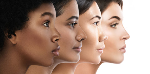 All skin colours can have chemical peels