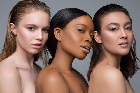 dermapen can be used an any skin colour including dark and asian skin