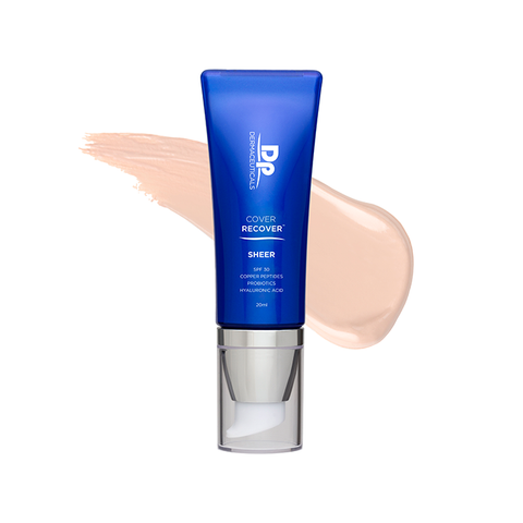 DP Dermaceuticals Cover Recover - Sheer