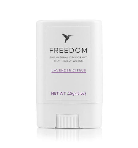 Freedom Deodorant Lavender Citrus Mini