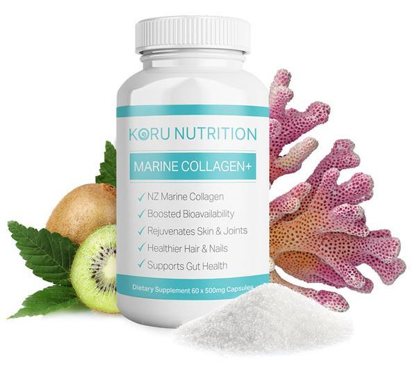 Koru Marine Collagen+