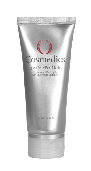 O Cosmedics 3 in 1 Fruit Peel Mask
