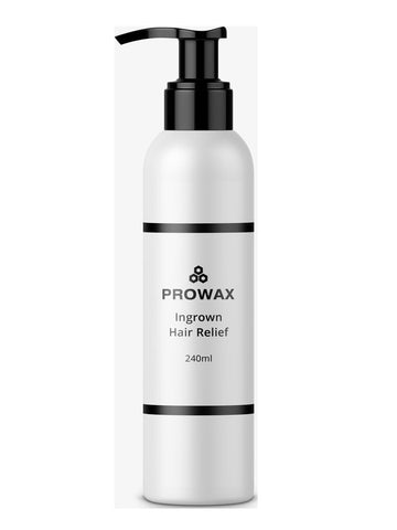 Prowax Ingrown Hair Relief