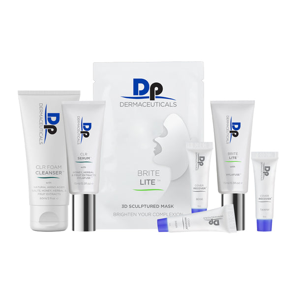 Dp Dermaceuticals - Starter Kit - Problematic Skin Lux Bag