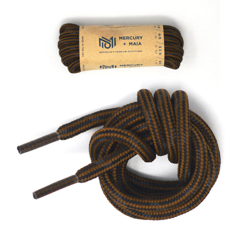 Image of Honey Badger Boot Laces Heavy Duty W/Kevlar - (8 Pairs)