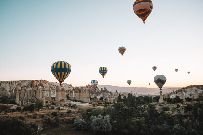 Hot Air Balloon Rides – 5 Things To Know Before Going