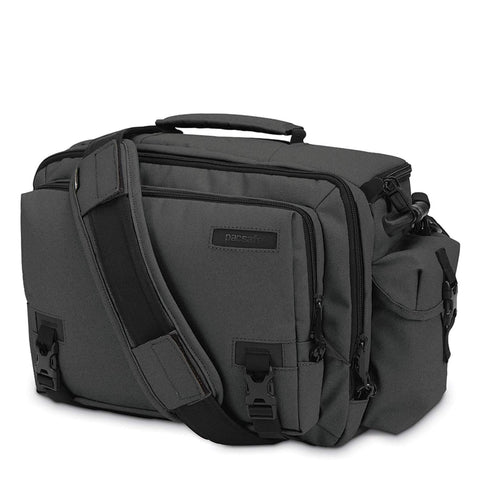 Camsafe Z15 Anti-Theft Camera & Tablet Shoulder Bag , Charcoal