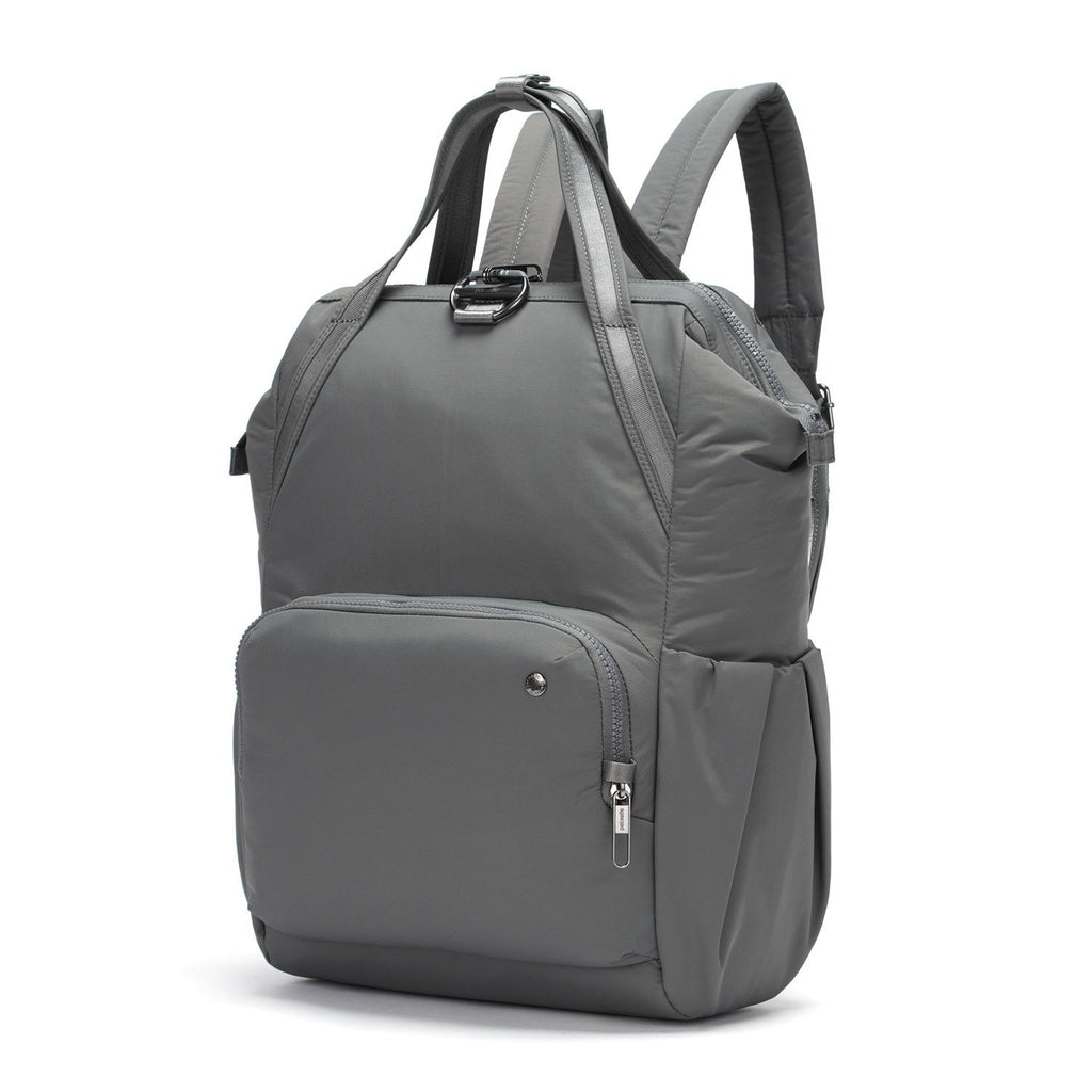 Citysafe CX Anti-Theft Backpack, Econyl Storm