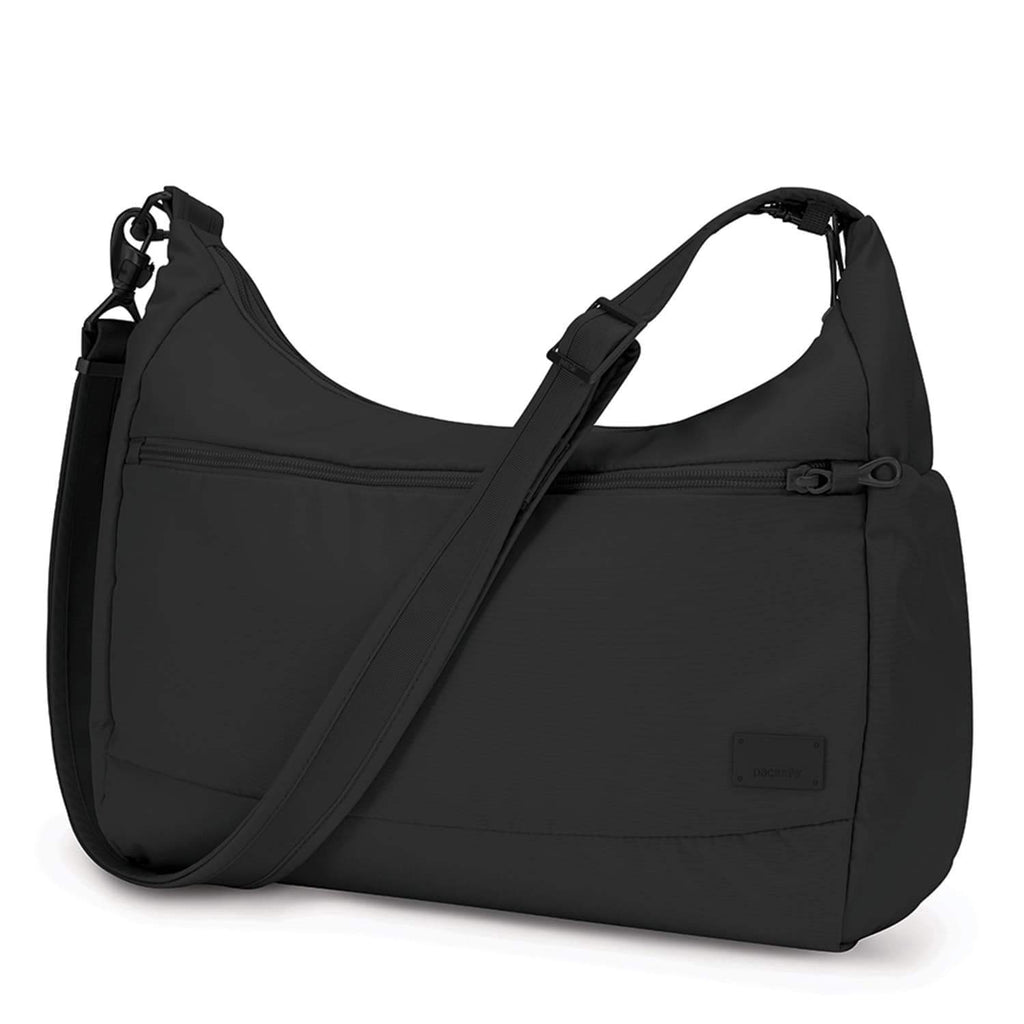 Citysafe CS200 Anti-Theft Handbag, Black