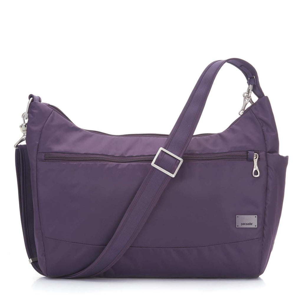 Citysafe CS200 Anti-Theft Handbag, Mulberry