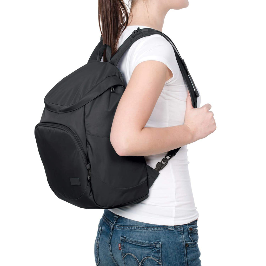 Citysafe CS350 Anti-Theft Backpack, Black