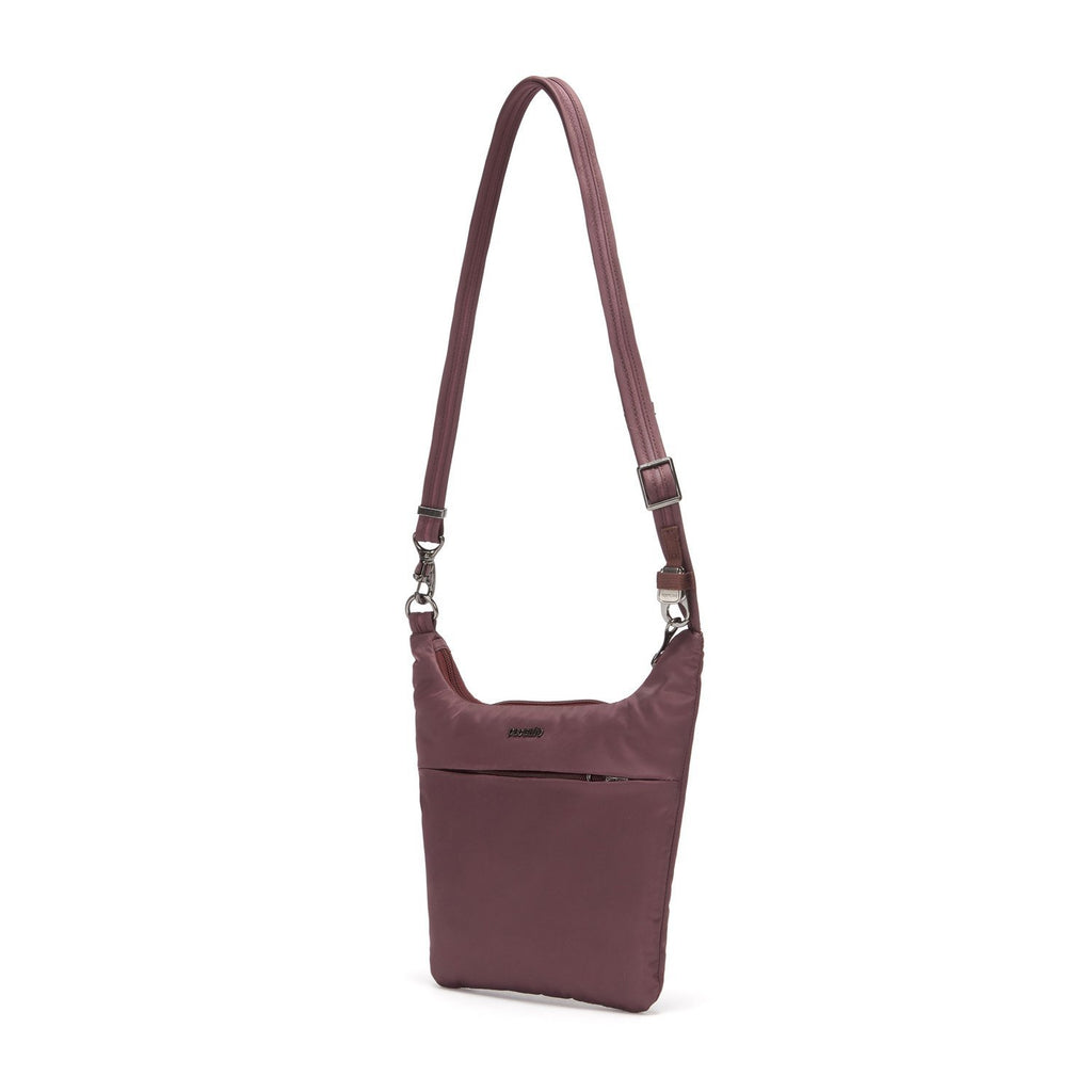 Cruise Anti-Theft On The Go Crossbody, Pinot