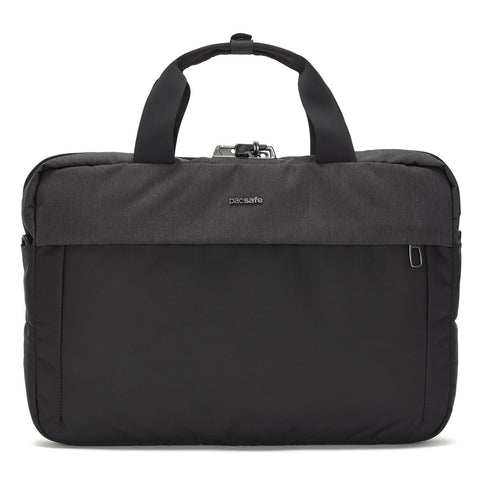 "Intasafe X Anti-Theft 15"" Laptop Slim Brief, Black"