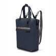 Intasafe Anti-Theft Backpack Tote, Navy