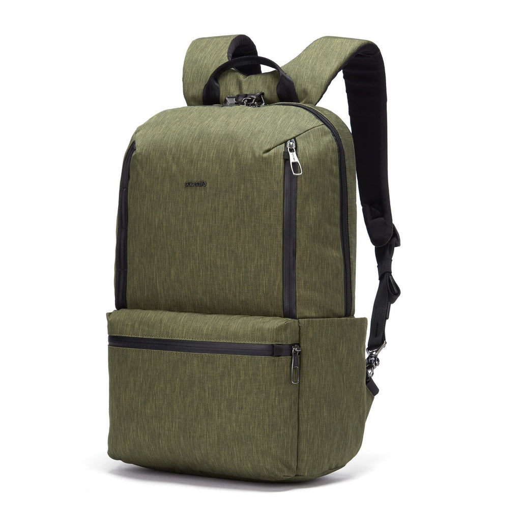 Metrosafe X Anti-Theft 20L Backpack, Utility Green