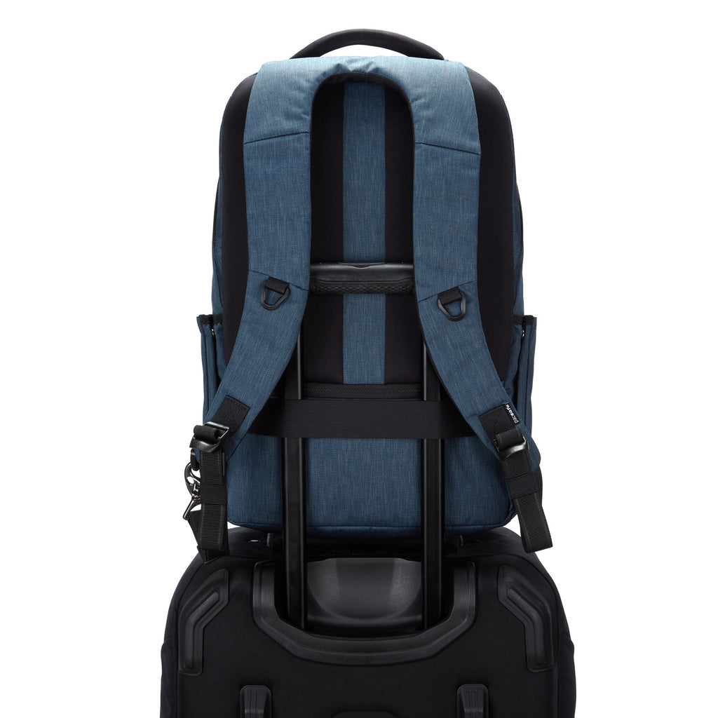 Metrosafe X Anti-Theft 25L Backpack, Dark Denim