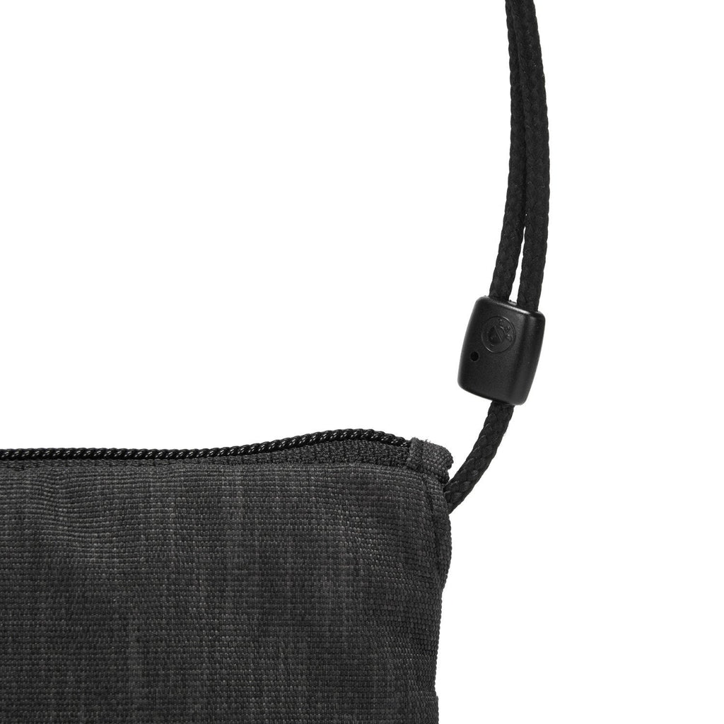 Metrosafe X Anti-Theft Crossbody Pouch, Carbon