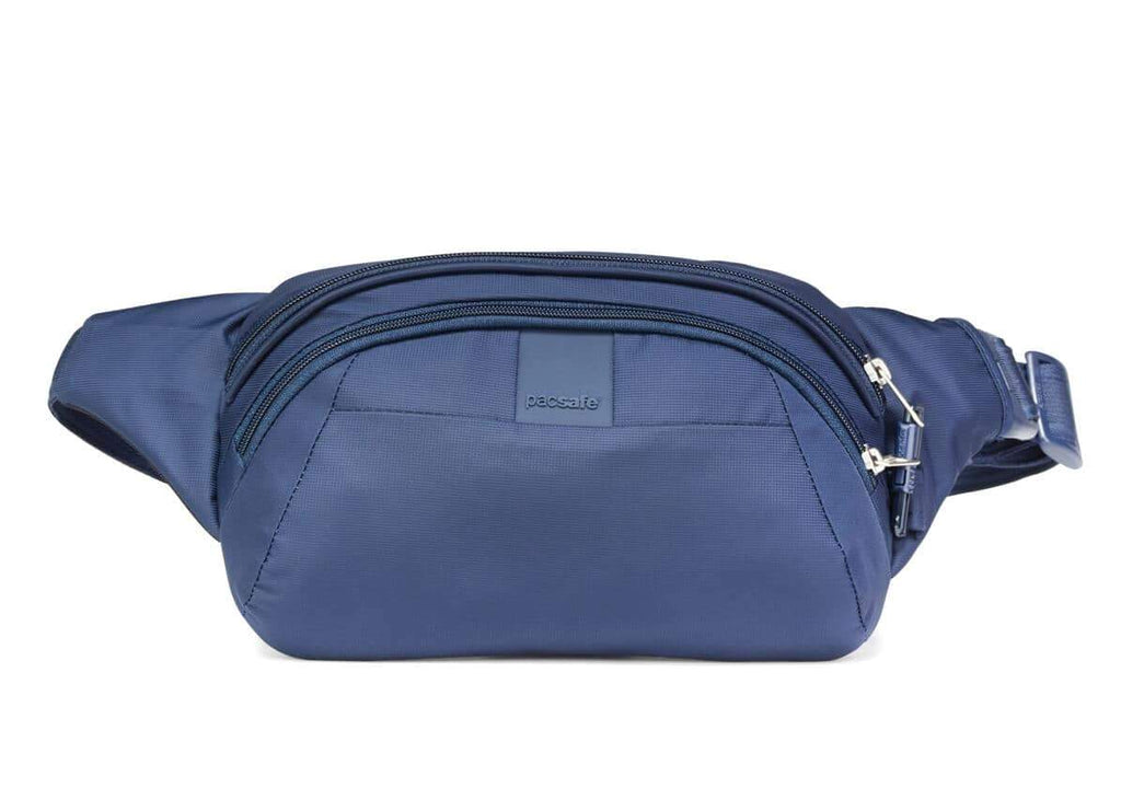 Metrosafe LS120 Anti-Theft Hip Pack, Deep Navy