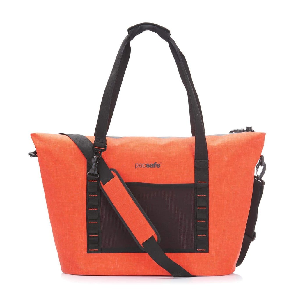 Dry 36L Anti-Theft Splashproof Beach Tote, Orange
