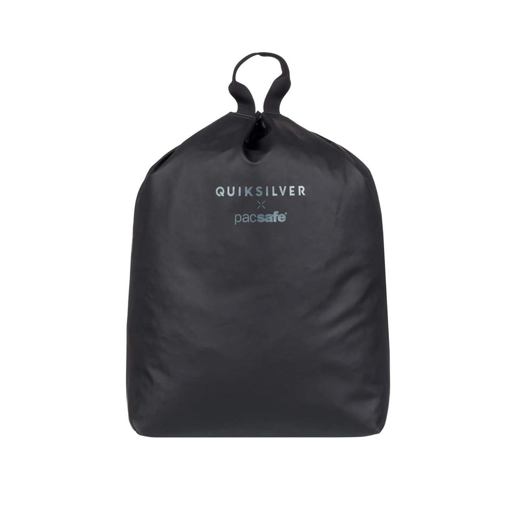 Quiksilver X Pacsafe 40L Anti-Theft Carry-On Pack, Black