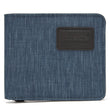 RFIDsafe RFID Blocking Bifold Wallet, Dark Denim