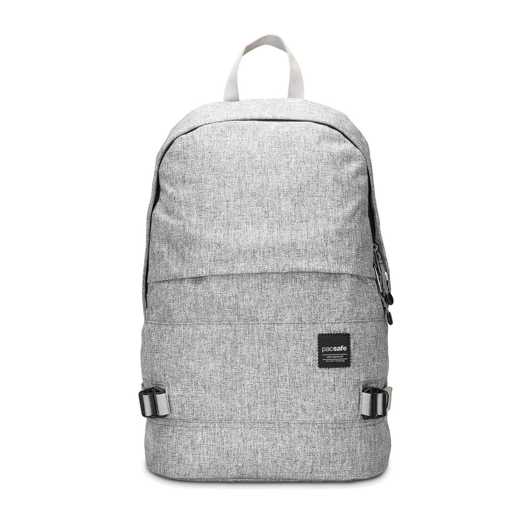 Slingsafe LX400 Anti-Theft Backpack, Tweed Gray