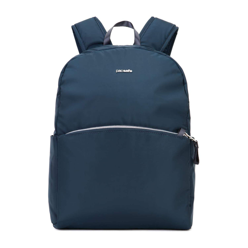 Stylesafe Anti-Theft Backpack, Navy