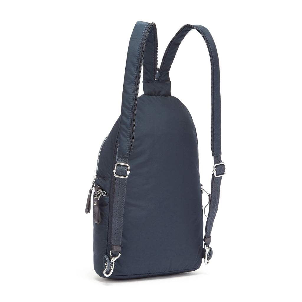 Stylesafe Anti-Theft Convertible Sling To Backpack