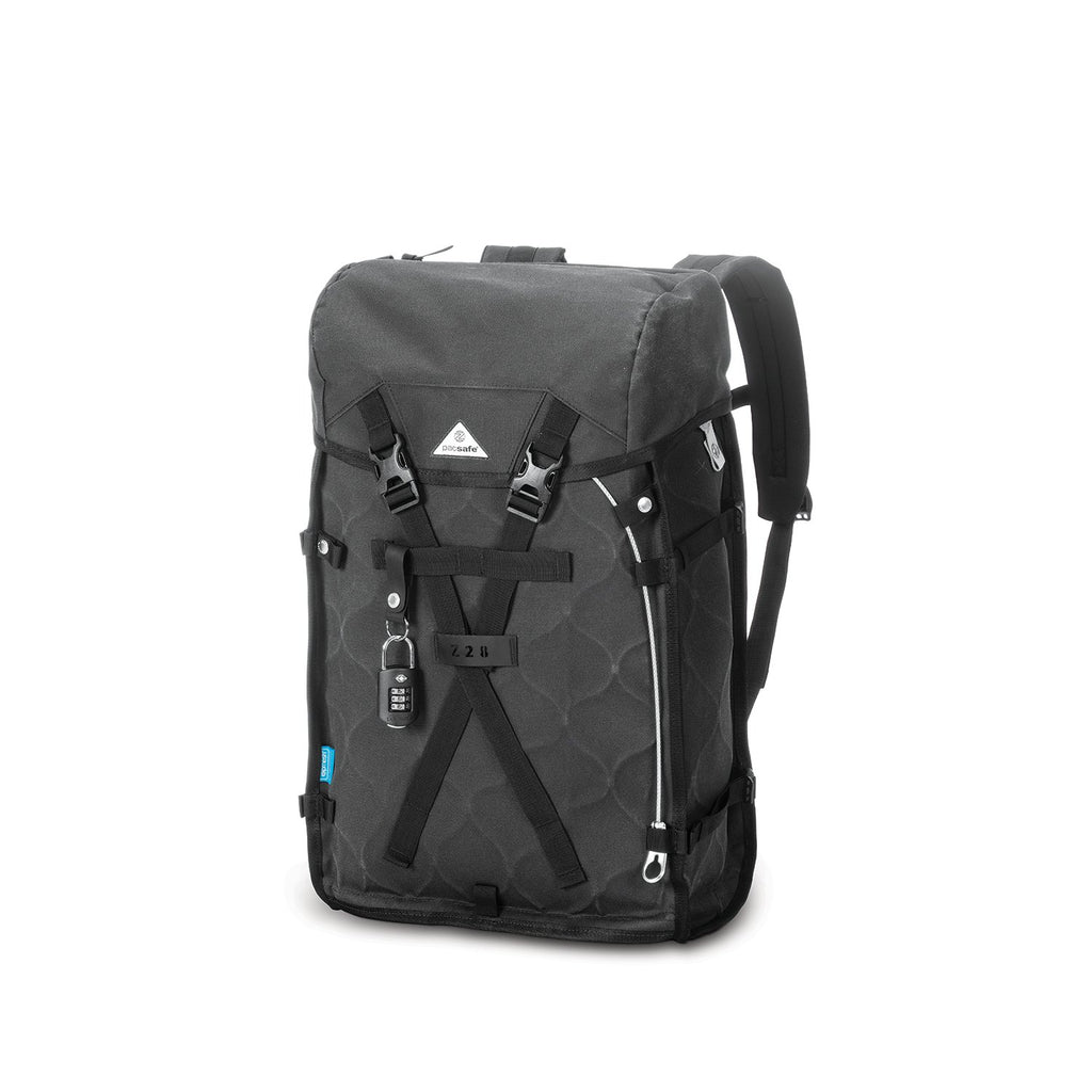 Ultimatesafe Z28 Anti-Theft Backpack, Charcoal